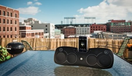 Logitech Speaker S715i, sonido contundente para llevar