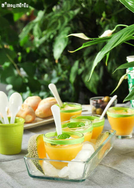 Sopa Melon