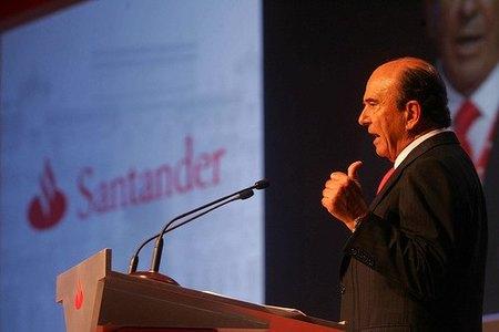 Banco Santander coloca 4.000 millones de euros para autónomos y pymes