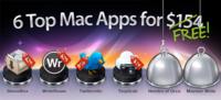 MacHeist nanoBundle, seis aplicaciones de pago disponibles gratuitamente por tiempo limitado