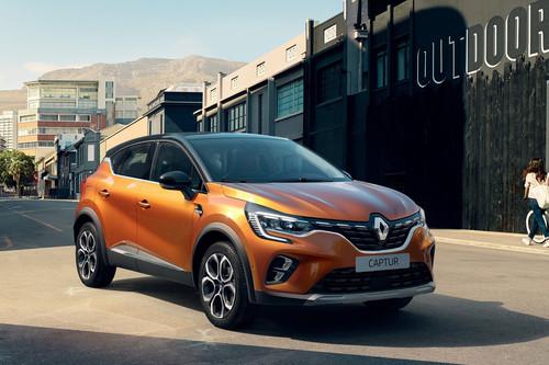 El Renault Captur 2020 escala en tecnología y refinamiento para su segunda generación