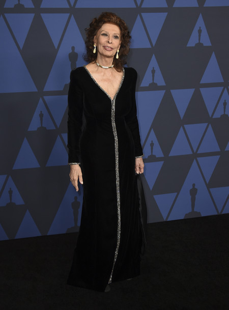 Sophia Loren Governors Awards 2019