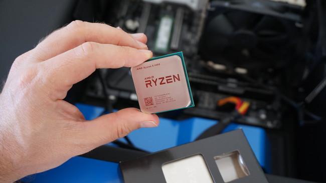 Ryzen 5 review en español