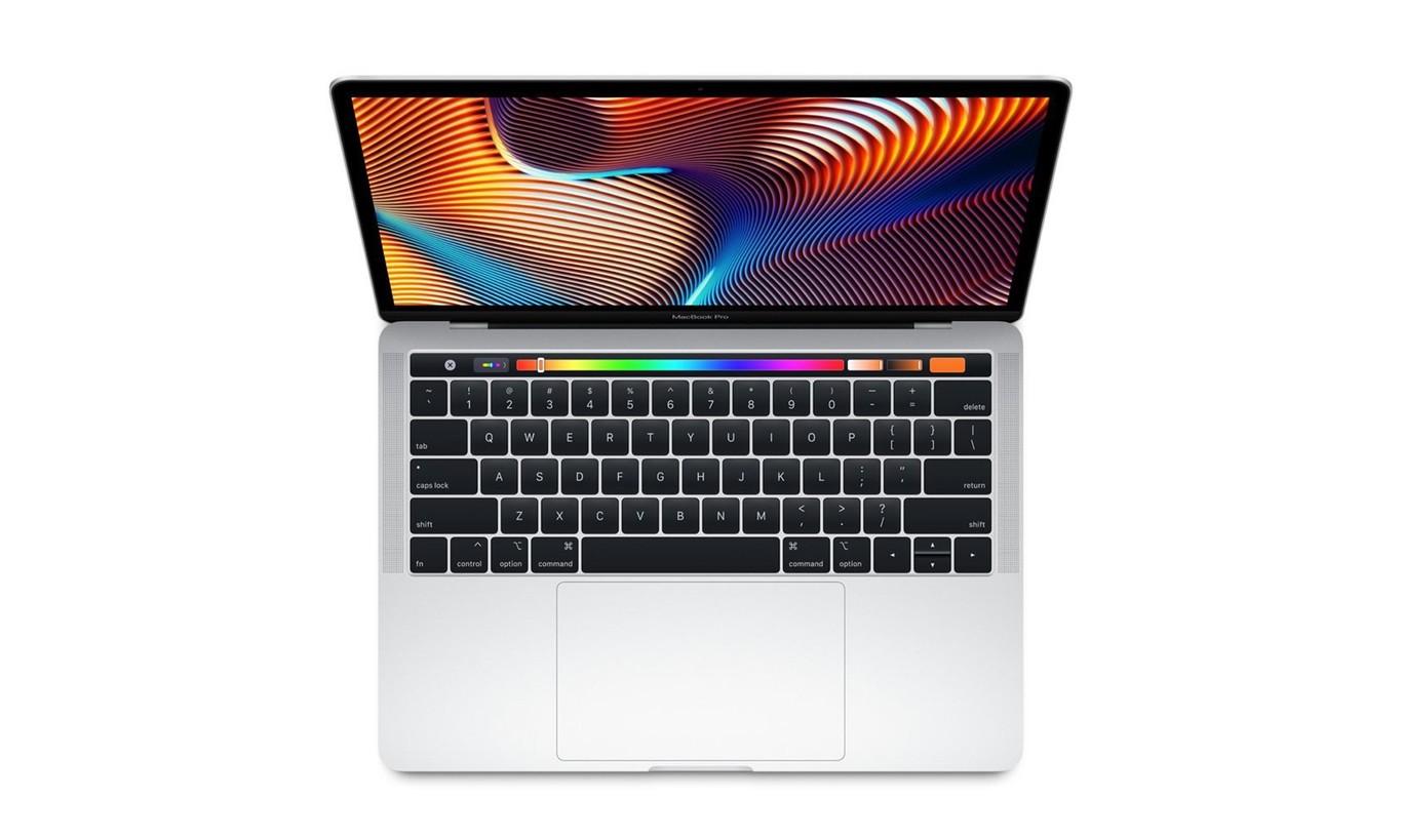 El MacBook Pro de 13 pulgadas con TouchBar, en Amazon, ahora 200 euros más barato