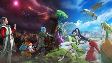 Dragon Quest XI por 30 euros, Persona 5 por 25 euros y muchas más ofertas en nuestro Cazando Gangas