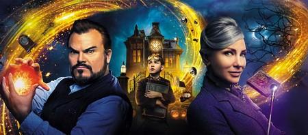 'La casa del reloj en la pared' lidera la taquilla en EE.UU., 'Predator' se hunde y 'Johnny English 3' logra el nº1 en España