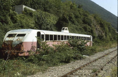 Bugatti tren
