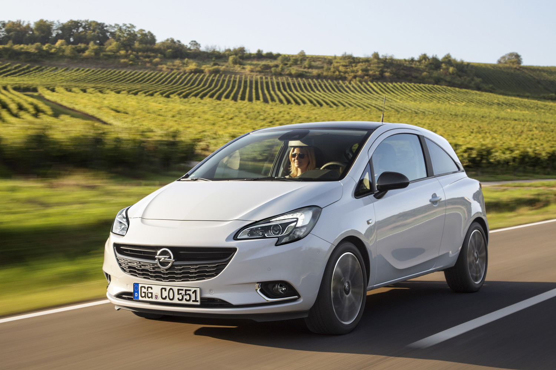 Foto de Opel Corsa (comparativa) (30/47)