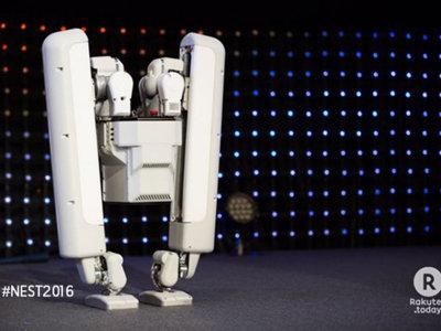 El nuevo robot de Google tiene un par de piernas, sube y baja escaleras y carga hasta 60 kg