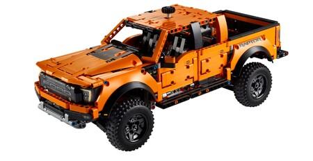 Ford F-150 Raptor de LEGO