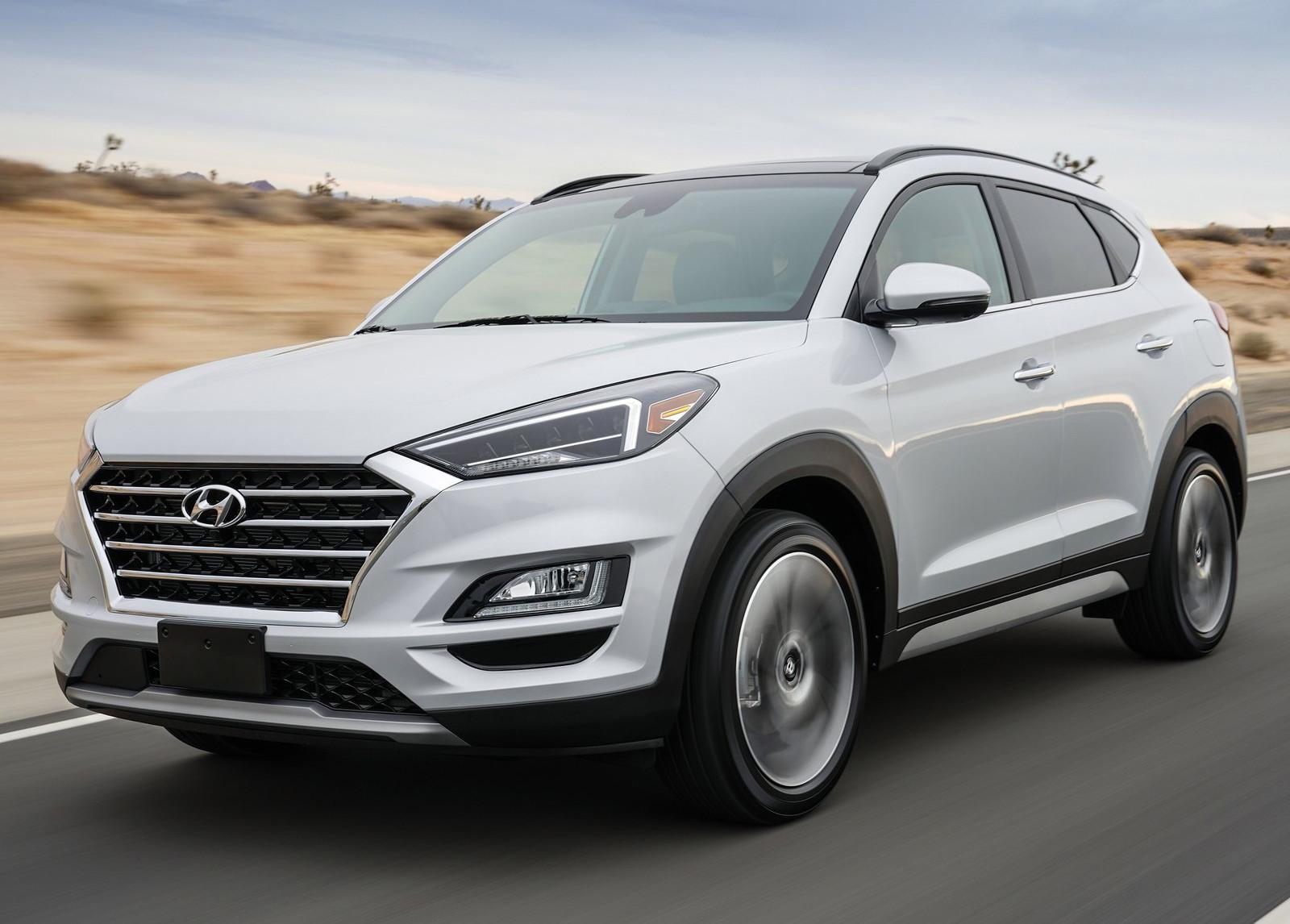 Foto de Hyundai Tucson 2019 (3/9)