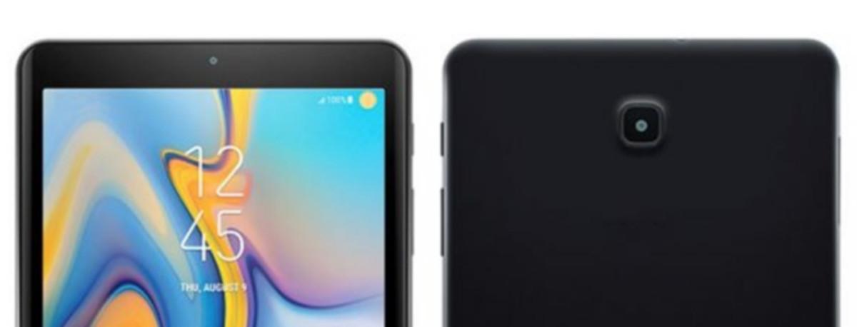 La Samsung Galaxy Tab A 8.0 (2018), filtrada: sin botón de inicio y ...