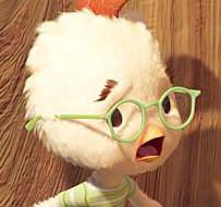 'Chicken Little', Disney no se recupera ni en tres dimensiones