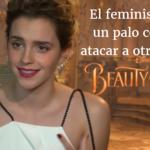 Emma Watson responde a la polémica por su foto mostrando el pecho de la única forma posible