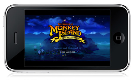 The Secret of Monkey Island Edición Especial para iPhone / iPod touch, los clásicos nunca mueren