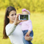 ¿Tienes a tu bebé como foto de perfil? Sabemos lo que esto significa