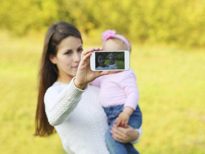 1000 fotografías de nuestros hijos circulan por internet (y sin control) antes de que cumplan cinco años