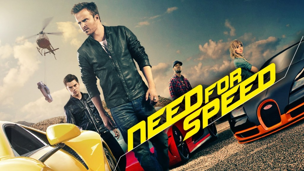 Need For Speed Cartel Pelicula