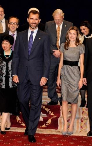 La Princesa Letizia en los Premios Príncipes de Asturias IV