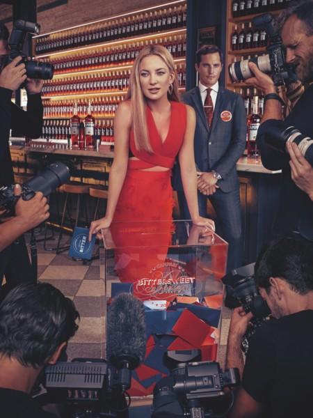 Kate Hudson Campari 2016 Calendar Pictures11