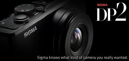 Sigma DP2, compacta de sensor grande