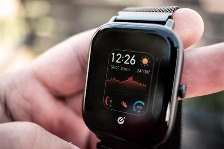 """El """"Apple Watch barato"""" de Xiaomi que arrasa en ventas está de oferta en El Corte Inglés: Amazfit GTS por 110 euros"""