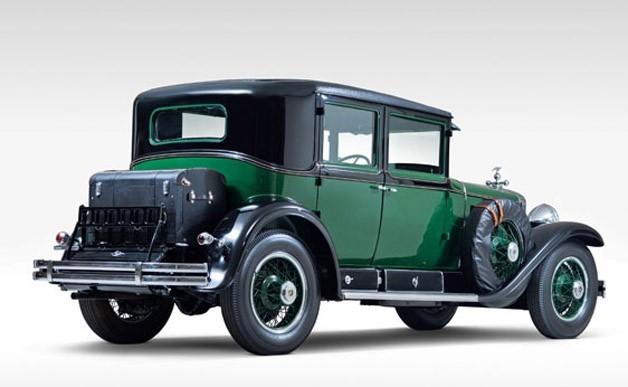 1928 Cadillac Town Car V8 de Al Capone