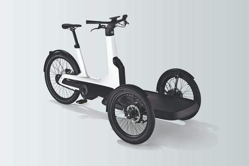 volkswagen cargo e bike caracter sticas y ficha t cnica. Black Bedroom Furniture Sets. Home Design Ideas