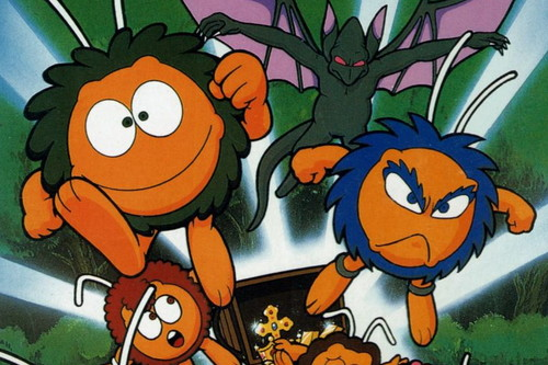 Retroanálisis de Libble Rabble, la mayor rareza del Namco Museum de Evercade a cargo del creador de Pac-man