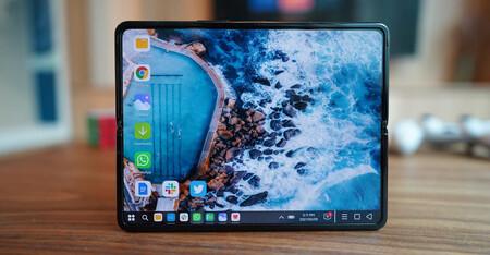 Así es MIUI PC en el Xiaomi Mi Mix Fold, modo escritorio para aprovechar al máximo su pantalla plegable