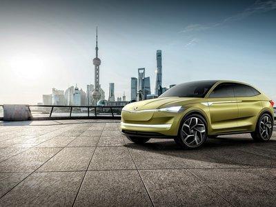 Škoda producirá eléctricos a partir de 2020, y lanzará al menos cinco en los próximos siete años