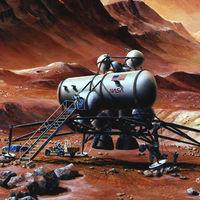 Un rover, un biorreactor y una impresora 3D: los elementos necesarios para colonizar Marte sin enviar humanos