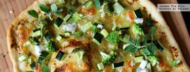 ¿Amante de la pizza? Nueve recetas saludables que te encantarán