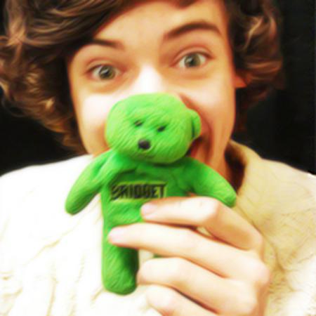 Harry Styles St Patricks Day