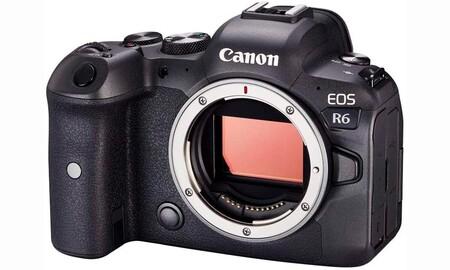 MediaMarkt y Amazon te dejan la nueva full frame sin espejo de Canon, la EOS R6, por 420 euros menos