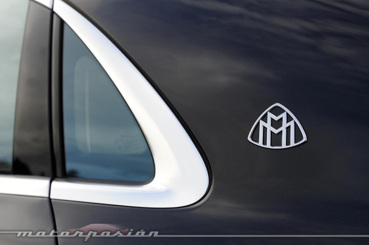 Foto de Mercedes-Maybach Clase S, primeras impresiones (8/31)