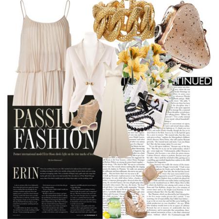 Un look de lujo para la Fashion's Night Out de Nueva York 2011, ¡todo perfecto!