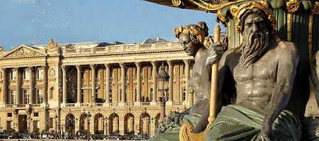 Cierra por reformas el Hotel Crillon de Paris