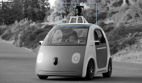 Los coches autónomos de Google deben perder el sombrero, en Berkeley trabajan en ello
