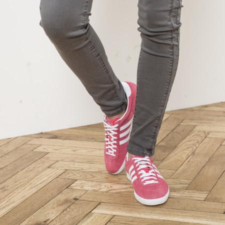 IKKS y Adidas Gazelle, una pareja dispuesta a enamorar a las adictas a la moda