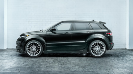 Land Rover Evoque Hamann 2