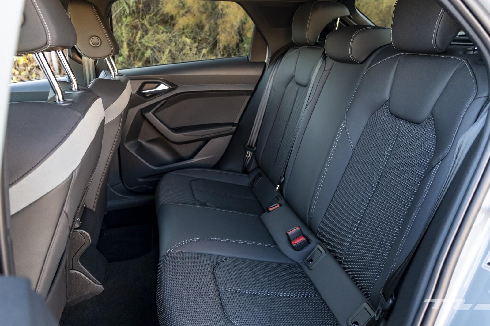 Foto de Audi A1 Citycarver 2020 prueba (21/39)