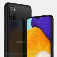 El móvil más barato de Samsung está a punto de renovarse: el Galaxy A03s se filtra al completo