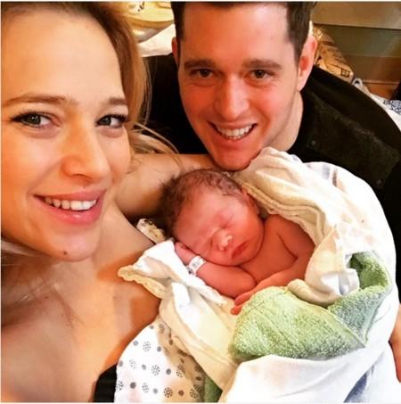 Baby News: Michael Buble da la bienvenida al segundo y Louis Tomlinson se estrena
