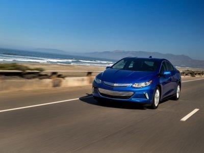 El Chevrolet Volt supera la 100.000 unidades vendidas en otro buen mes para los eléctricos en Estados Unidos