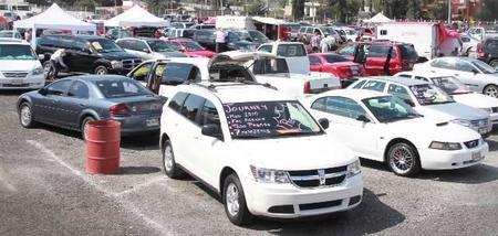 Fraude con venta de autos usados