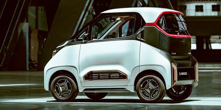 Wuling Baojun E200, un coche eléctrico de 'de bolsillo' y de bajo coste para China... de momento