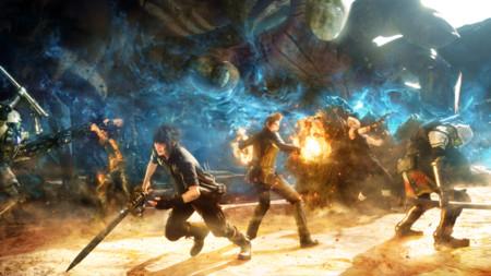 Final Fantasy XV muestra en su nuevo gameplay una batalla contra un gigantesco jefe final [E3 2016]
