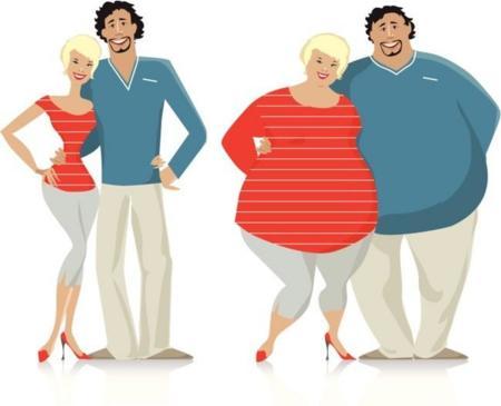 Estar en pareja puede propiciar que engordemos