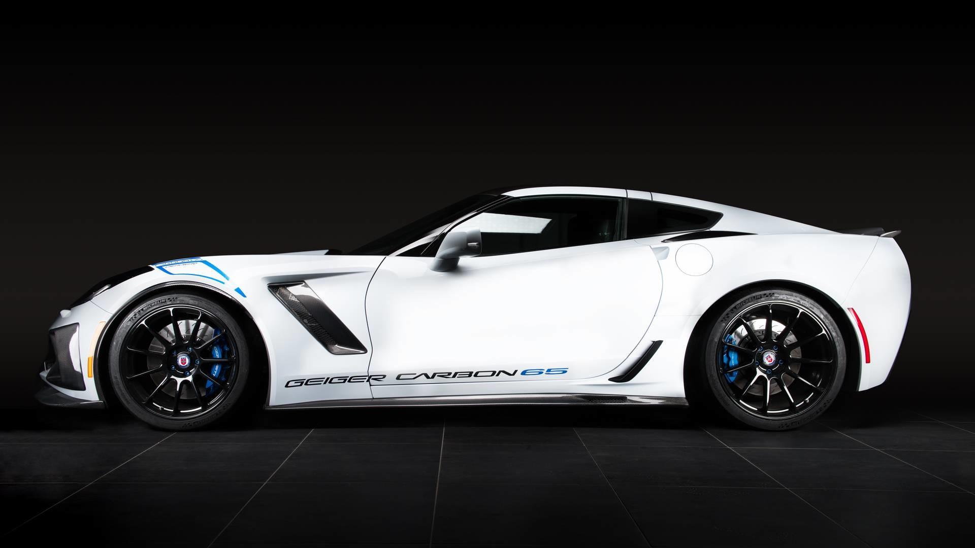 Foto de Corvette Z06 Geiger Carbon 65 Edition (2/15)